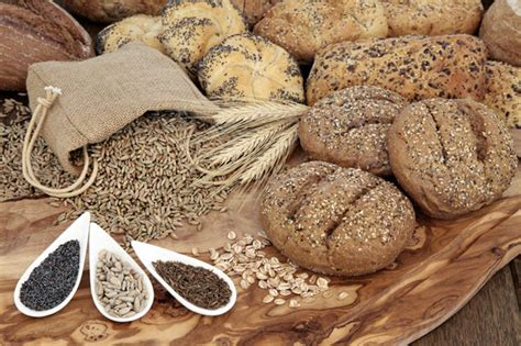 whole grains in food higher intake of whole grains associated with lower risk