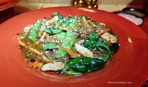 new year noodles tradition disneyland s lunar new year celebration dining