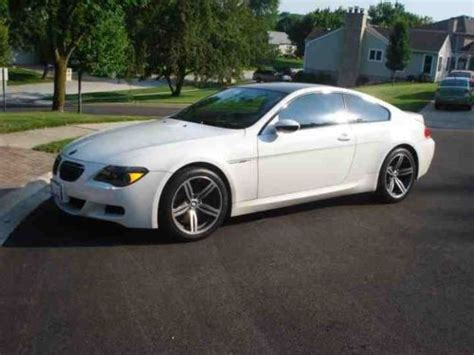 tire pressure monitoring 2007 bmw m6 transmission control find used 2007 bmw m6 base coupe 2 door 5 0l in palos hills illinois united states