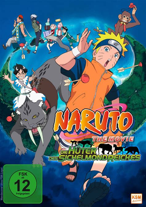 film naruto vf naruto the movie 3 die h 252 ter des sichelmondreiches