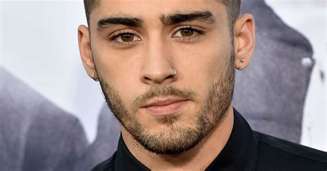 zayn malik zayn malik turns to adele to help him battle crippling anxiety as he pulls out of show