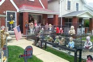 Zombie Home Decor 25 halloween outdoor decorations that will definitely make the