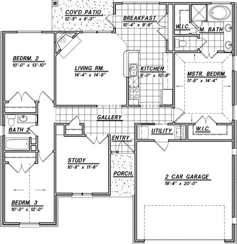 1500 sf house plans 18 beautiful 3000 square foot house plans single story