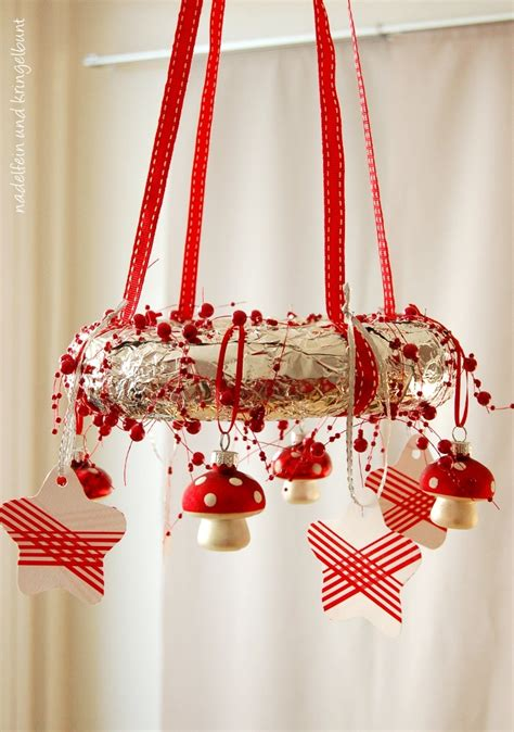 weihnachtskranz zum aufhaengen handmade kultur