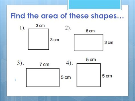 calculate area ppt walt find the surface area of cubes and cuboids level 5 powerpoint presentation id