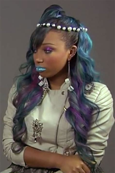 Zonnique Pullins Hairstyles by Omg Girlz Hairstyles Tutorial Foto