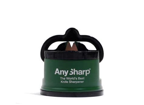 worlds best knife sharpener anysharp worlds best knife sharpener green novoid plus