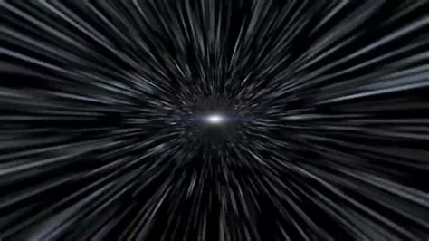 Star Wars Light Speed by Flying Through Space And Time Youtube