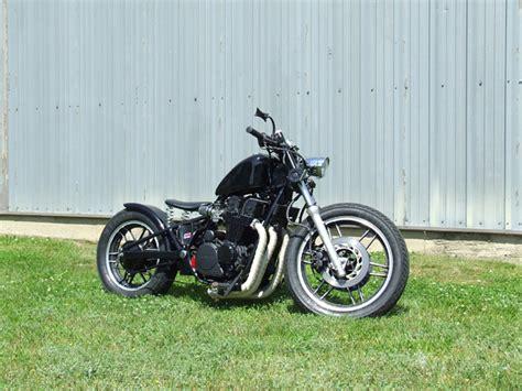 hell on wheels 83 honda nighthawk 650 hardtail bobber
