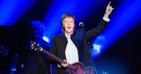 paul mccartney talks vip soundcheck shows it s a tribal