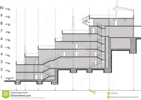Sectional Drawing by Gonzalez Licensed For Non Commercial Use