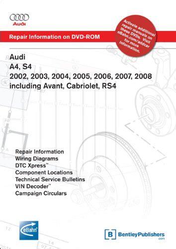 manual repair autos 2004 audi a6 regenerative braking audi a4 b6 b7 service manual 2002 2003 2004 2005 2006 2007 2008 pdfsr com