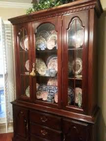 Decorating A Curio Cabinet Cherry Dining Table Chairs China Cabinet Should I