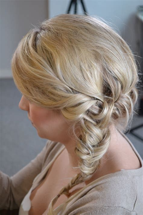 Wedding Hairstyles Using Braids by Wedding Hair With Plaits Braids For Festival