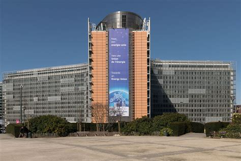 European Commission Search Berlaymont Building