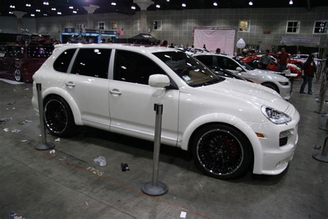 porsche modified modified porsche cayenne turbo 4 1 madwhips