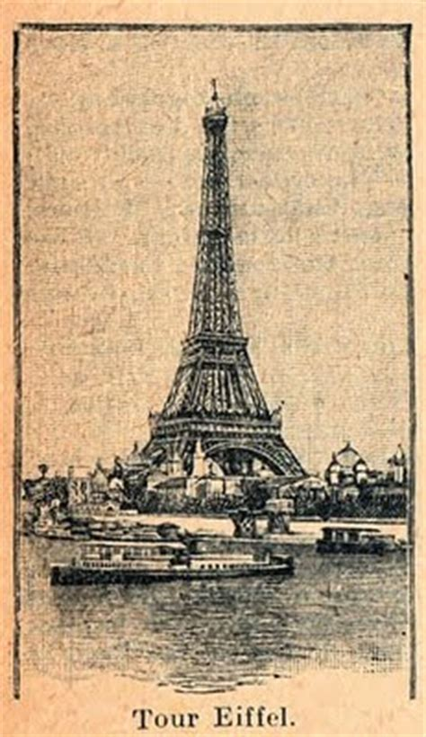 Free Clip Art   Vintage Eiffel Tower   The Graphics Fairy