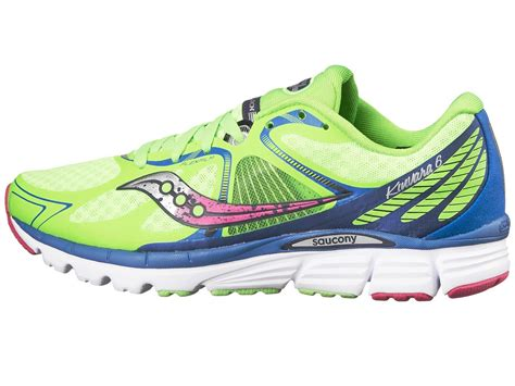 running shoes size 6 new saucony progrid kinvara 6 running shoes womens size 8