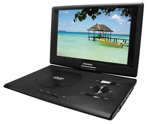 format dvd portable sylvania sdvd1332 13 3 inch swivel screen portable dvd