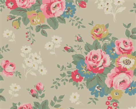 flower wallpaper cath kidston the ardent sparrow a desktop spruce up