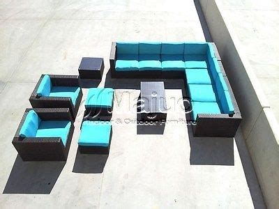 Sofa Sudut Minimalis sofa rotan sintetis minimalis sudut furniture rotan