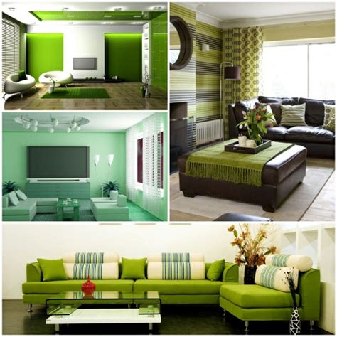gardinen wohnzimmer grün wohnzimmer dekor wohnideen