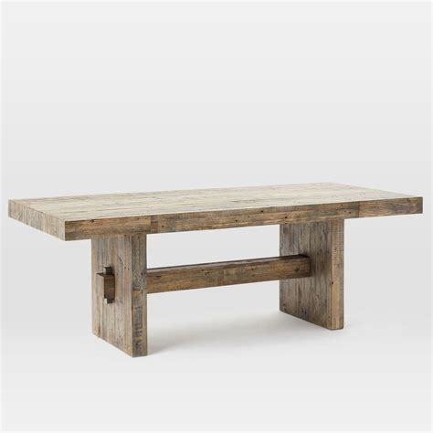 emmerson reclaimed wood dining table emmerson 174 reclaimed wood dining table elm uk