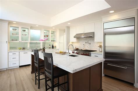 houzz kitchen designs for 55 55 millennium enterprises menlo contemporary kitchen san francisco by precision
