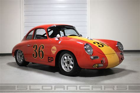 porsche 356 outlaw 1965 356 sc outlaw coupe street race sloan cars