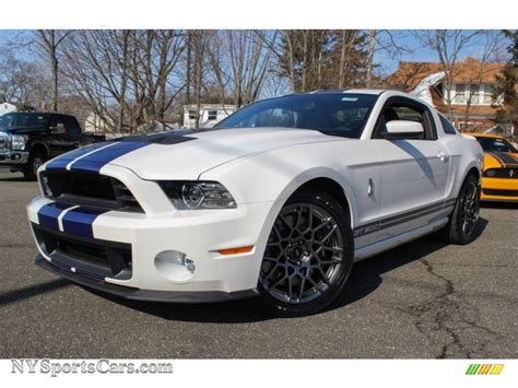 2013 mustang gt500 for sale 2013 ford mustang shelby gt500 svt performance package