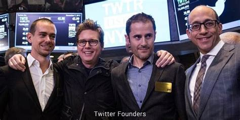 founders of twitter twitter story ceo founder history famous companies