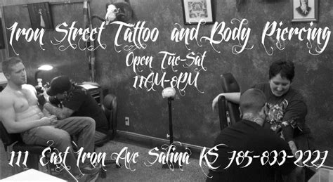 iron street tattoo and body piercing tatouage 111 e