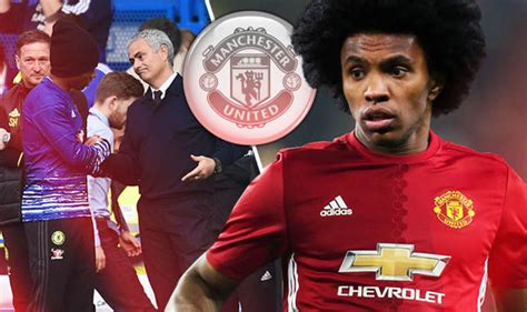 latest manchester united singning2016 manchester united transfer news chelsea star willian