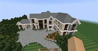 minecraft schematic mansion europea