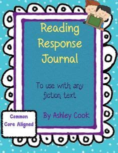 Response Letter Journal 1000 images about reading response log letters on