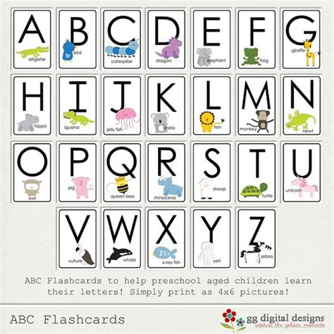 free printable english alphabet flash cards shops flashcard and alphabet on pinterest