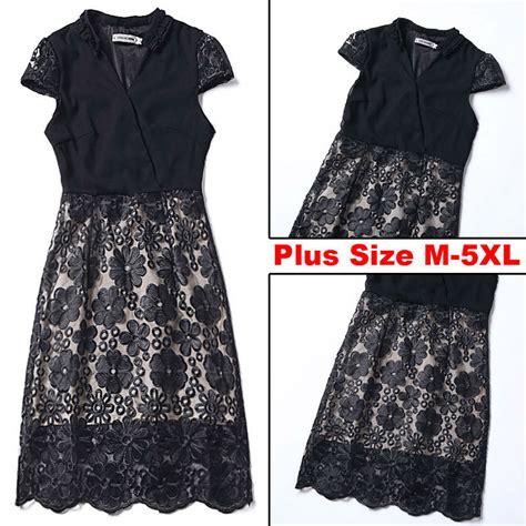 Big Size Lace Dress M 6xl brand dress quality plus size m 5xl business
