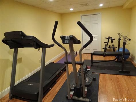 basement workout room our basement retreat puddy s house