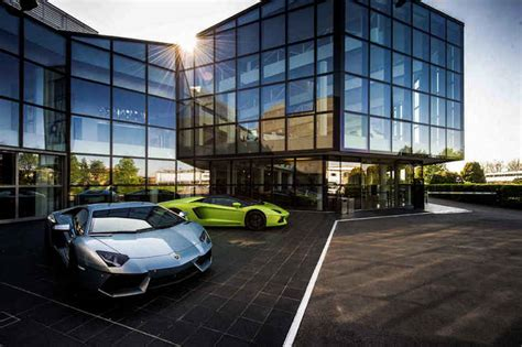 Lamborghini Museum Italien by Italy Lifestyle News About Italy Design Fashion