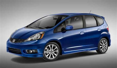 2017 Honda Fit Review by 2017 Honda Fit Review Price Specs Release Date Mpg
