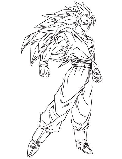 imagenes de goku fase 4 para dibujar dibujos de kakarotto son goku en sayajin fase 3 para