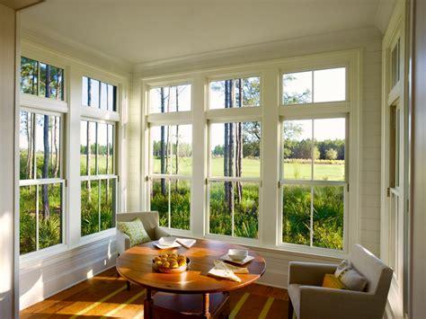 sunroom windows sunroom decorating and design idea pictures hgtv