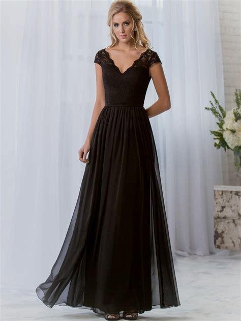Black Bridesmaid Dresses by Cheap Black Bridesmaid Dresses Dress On Sale