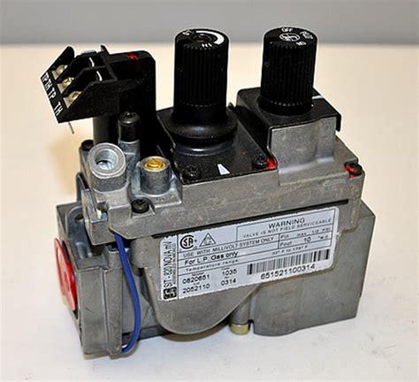 sit hi lo natural gas millivolt valve kit