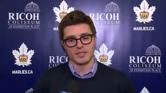 marlies locker clean out kyle dubas may 19 2017