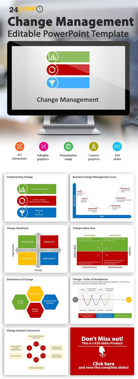 change powerpoint template 137 best business concepts models powerpoint templates