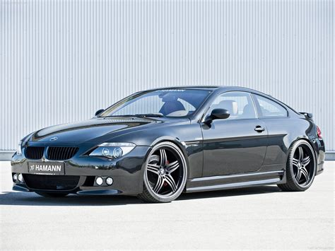 6 series bmw hamann bmw 6 series picture 56694 hamann photo gallery
