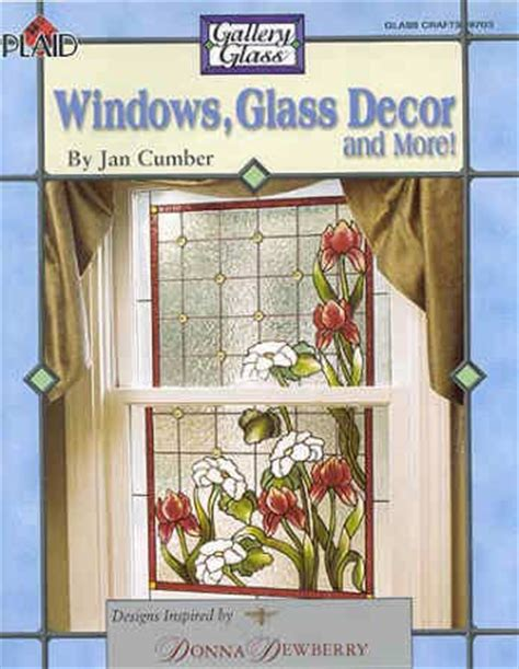 Decor And More Direct gallery glass windows glass decor and more book by jan