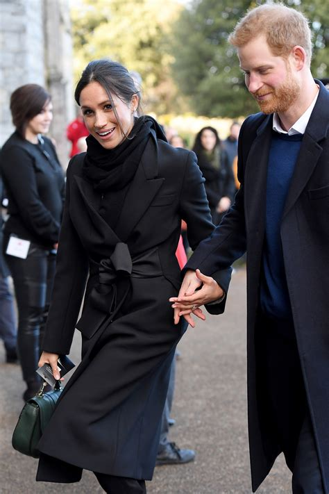 prince harry meghan prince harry and meghan markle at cardiff castle in wales