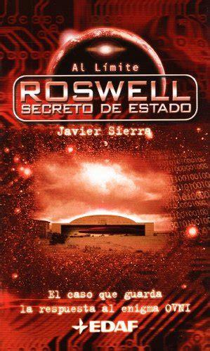 libro roswell secreto de estado roswell secreto de estado p 250 blico libros